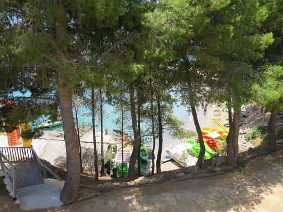 Candia Park Village : Depuis le restaurant du midi