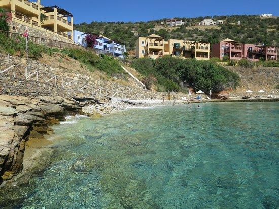 Candia Park Village : Une des deux plages