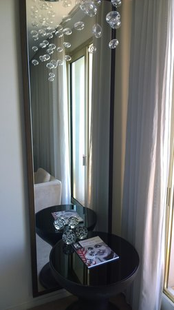 Radisson Blu 1835 Hotel & Thalasso: Chambre
