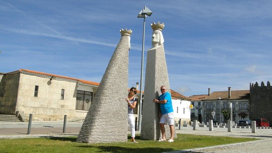 Hotel Turismo de Trancoso: jest co oglądać i spacerować