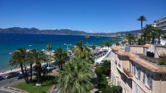 Radisson Blu 1835 Hotel & Thalasso: Vue