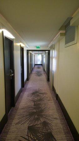 Radisson Blu 1835 Hotel & Thalasso: Couloir