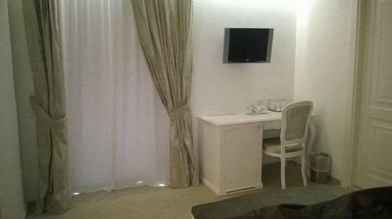 Grand Hotel Park: Bedroom