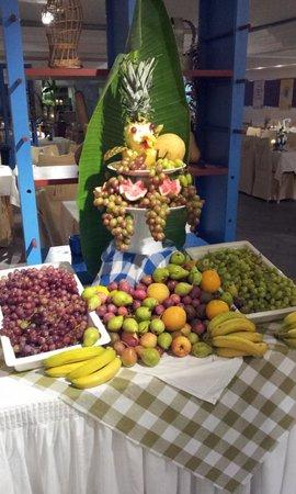 Atlantica Club Sungarden Hotel: Früchte-Früchte-Früchte