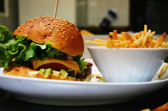 Le Melting Potes - Burger -