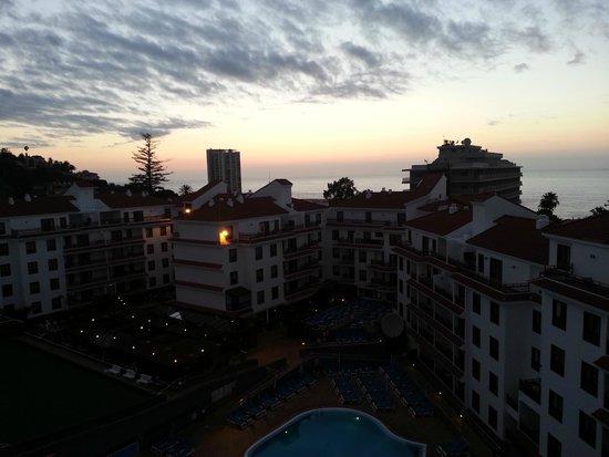 Apartamentos Casablanca: Vista desde habitacion