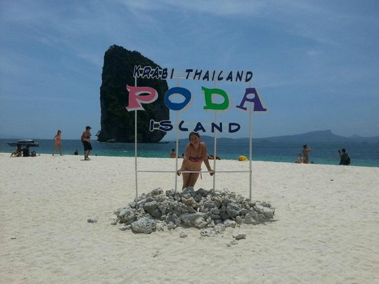 Poda Island: Вот он Пуда