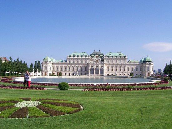 Viennatour: Belvedere