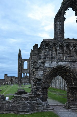 St Andrews Cathedral : la cattedrale