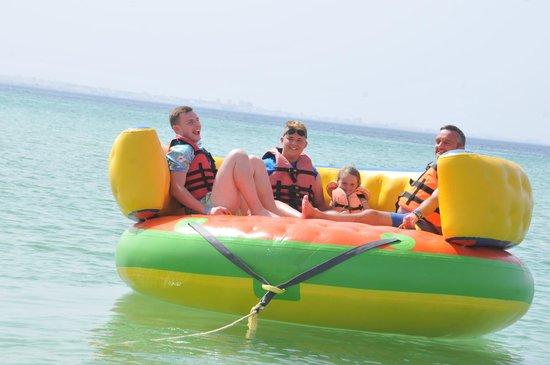Skanes Family Resort: great fun