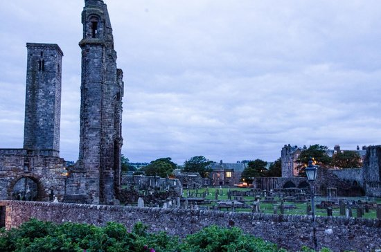 St Andrews Cathedral : dettagli