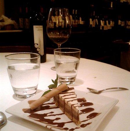 Restaurante El Encuentro: Dessert