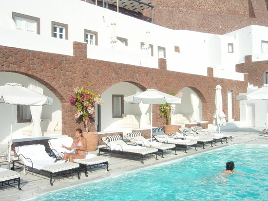 San Antonio Suites : Άποψη του Ξενοδοχείου