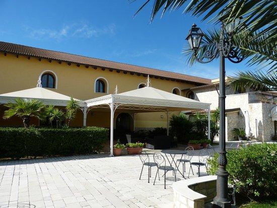 Tenuta San Francesco : Hotelansicht