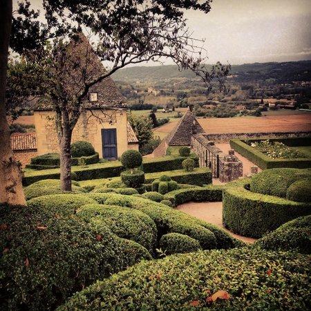 Les Jardins de Marqueyssac : Romantic and Magical