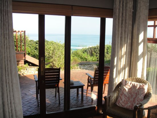 Dolphin Dunes Guesthouse : View from suite #1