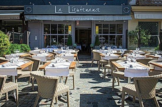Restaurant La Lieutenance: Facade