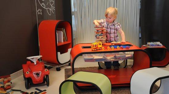 Novotel Nuremberg Messezentrum: Kinderecke