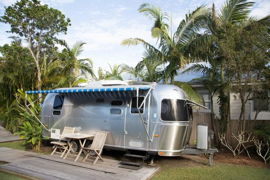 Atlantic Byron Bay : Airstream