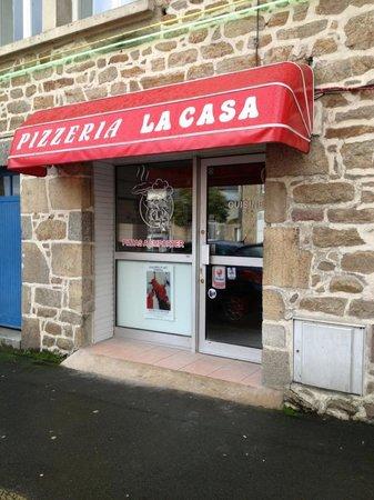 La Casa Pizzeria