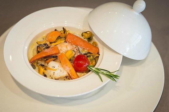 Restaurant La Lieutenance : Marmite dieppoise