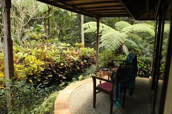 Villa Orchid Bali: Outside