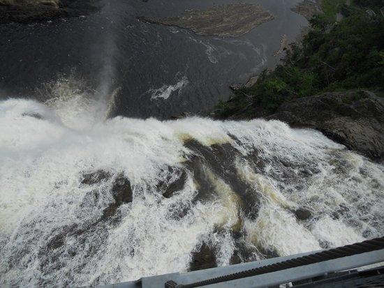Parc de la Chute-Montmorency : falls