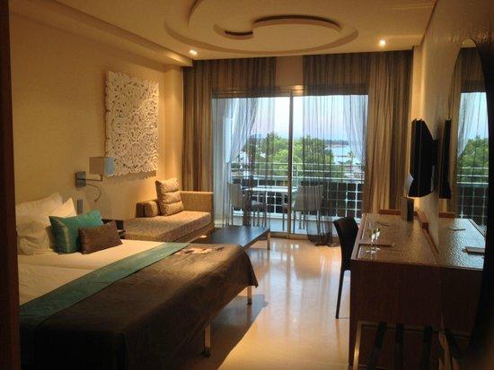 Aguas de Ibiza: Doppelzimmer