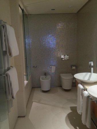 Aguas de Ibiza: Badezimmer