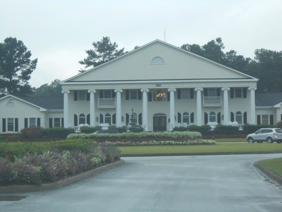 Brunswick Plantation Golf Resort : Plantation House