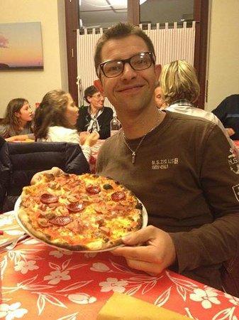 Pizzeria Lucio e Dany: pizza