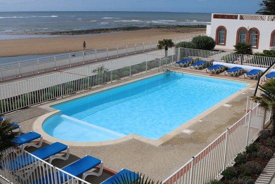 Vacancéole - Résidence de l'Océan : La piscine