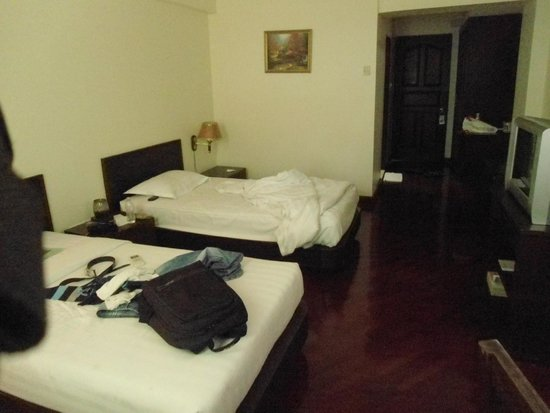 Yangon International Hotel : Rooms are well kept