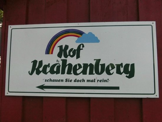 Hotel Hof Krähenberg: Hof Krähenberg ist eine Reise wert!