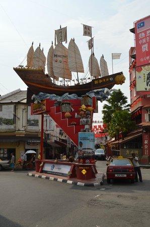 Chinatown - Melaka (2)