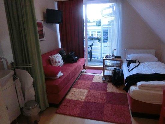 Hotel Hof Krähenberg: Einzelzimmer