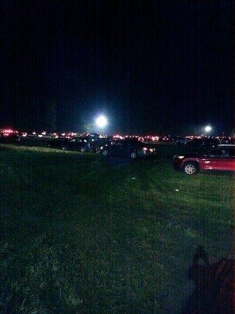 Darien Lake Amusement Park : 2 hour wait to get out of the parking lot!