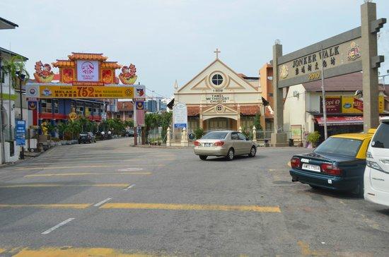 Chinatown - Melaka (1)