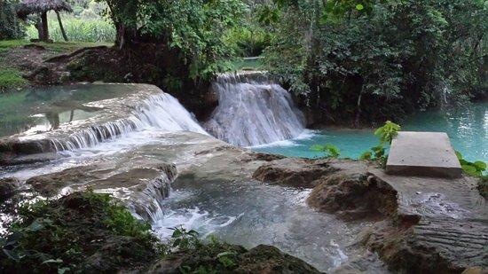 Tamasopo Falls: Tamasopo