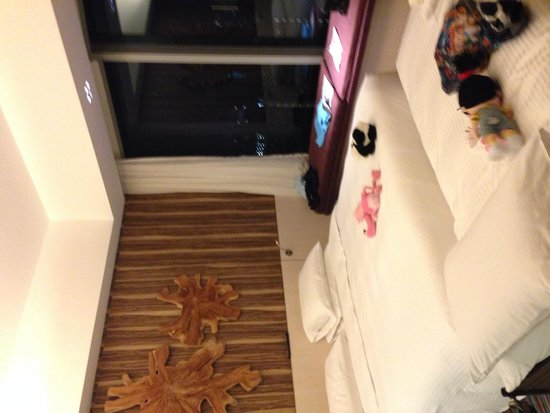 Oasia Hotel Novena, Singapore by Far East Hospitality: Spacious and well designed!!!