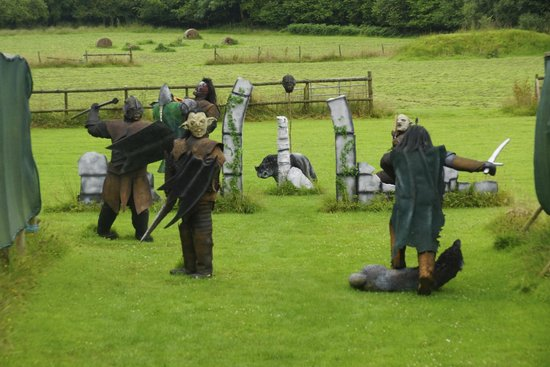 Dragon Archery Centre: LOTR Targets