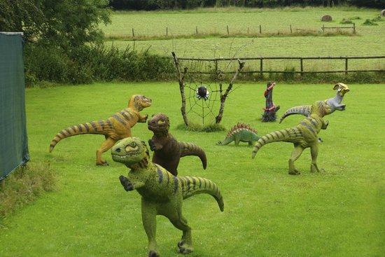 Dragon Archery Centre: Dino Targets