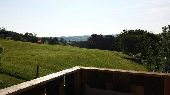 Swin-golf de la Broye