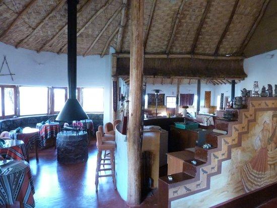 Hosteria & Spa Tradicion Colca: salle à manger