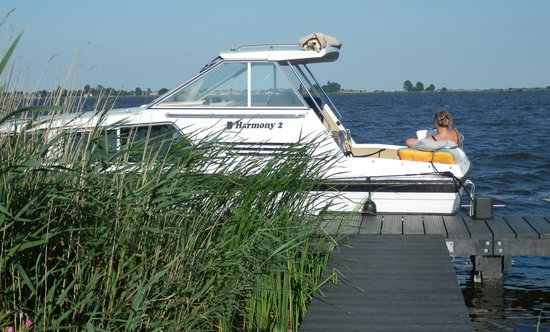 Centerpoint Charters: Badepause