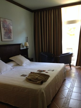 Occidental Jandia Playa : notre chambre immense