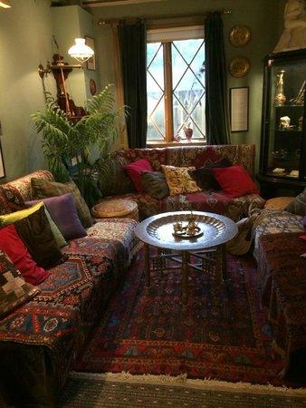 Musée de plein air de Skansen : The ottoman room