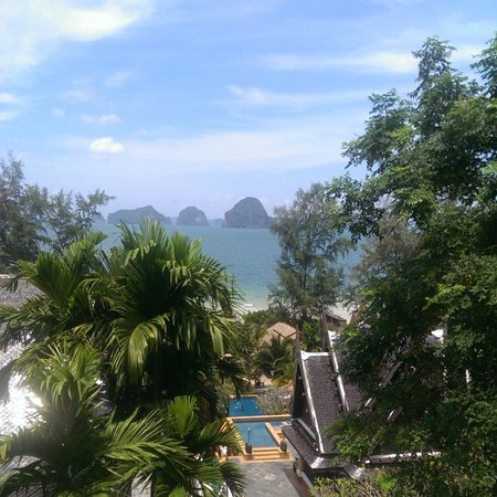 Amari Vogue Krabi: View from our room