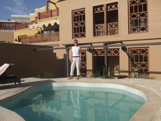 The Makadi Spa Hotel: vue de la chambre