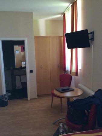 Berghotel Kockelsberg: Kamer